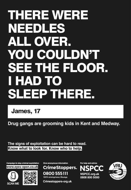 Kent 04 Needles A4 poster Internal